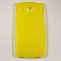 Чехол-крышка для Samsung Galaxy Grand 2 G7102 Жёлтый Пластик
