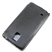 Чехол-книжка для Samsung Galaxy Note 4 N910H Чёрный
