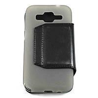 Чехол-книжка для Samsung Galaxy Core Prime G360H / G361H Чёрный S-Ch