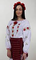 Женская вышитая сорочка, размеры: 140-170 и 46-56