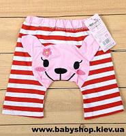Детские шорты с рисунками на попках (собачка)