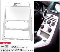 2-DIN переходная рамка HYUNDAI Genesis Coupe 2009-2012, Rohens Coupe 2008+(Manual Air-Conditionin,CARAV 11-391