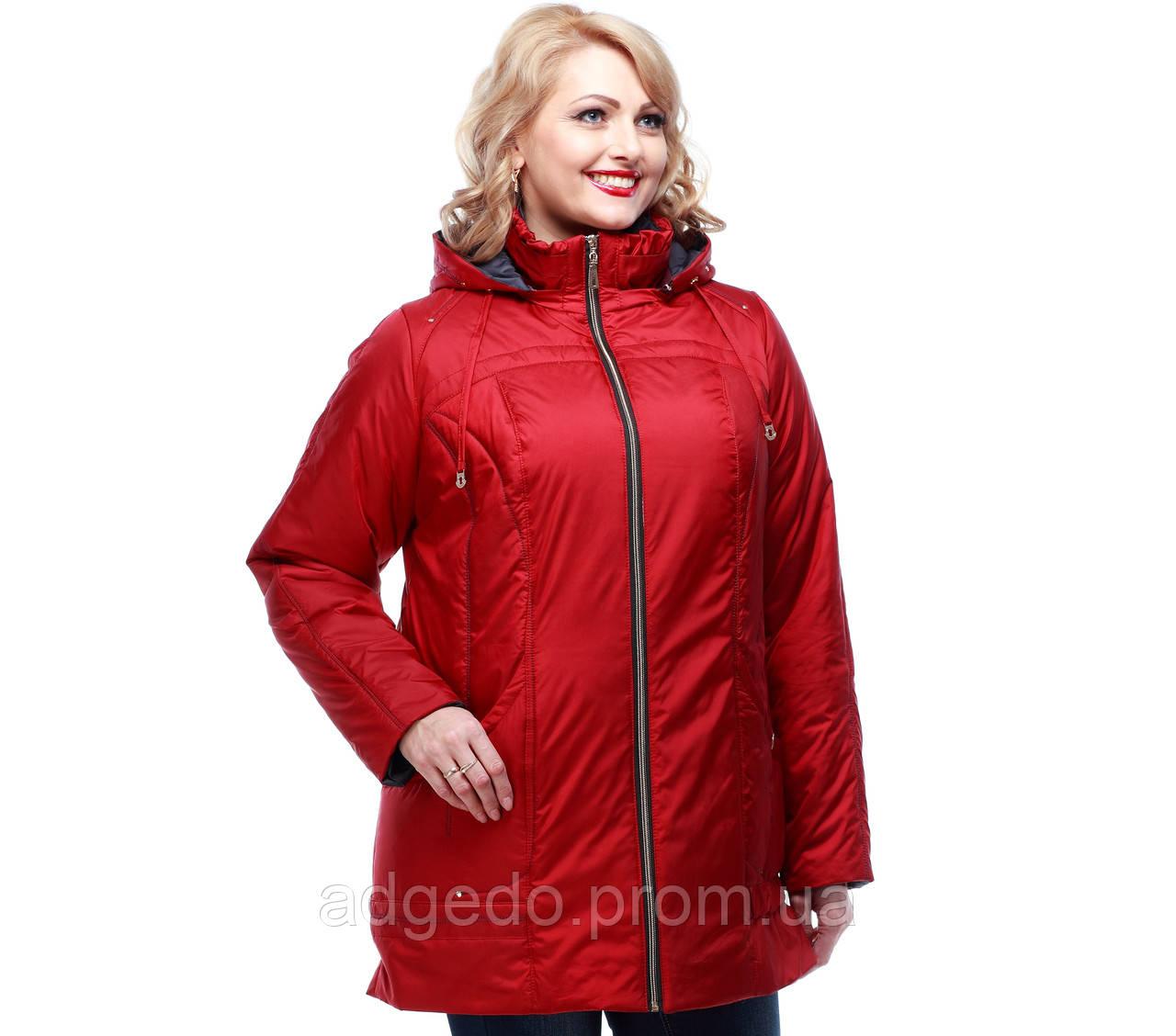 Купить Женскую Куртку Большого Размера В Новосибирске