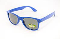 Очки для мальчика солнцезащитные оправа электрик