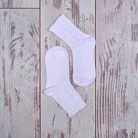 """Носки для девочек с ажурным рисунком ТМ """"Дюна-Веста"""""""