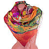 Красивый женский хлопковый шарф 174*68 SOFTEL (СОФТЕЛ) SAT17409
