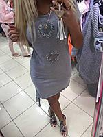 Paparazzi Fashion платье женское серое,розовое и чёрное в наличии