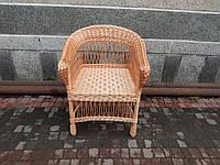 """Кресло """"Капля"""" с низкой спинкой"""