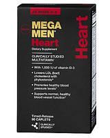 витамины для мужчин Мега мен харт Mega Men Heart (90 cap)