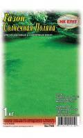 Газонная трава Солнечная поляна 1,0 кг