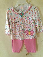 Детская пижама 6-12м.