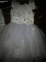Детское праздничное платье на 3-5 лет