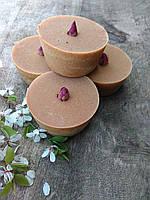 Натуральное мыло шелковый крем