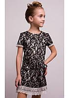 Нарядное и стильное платье для девочки