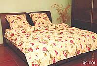 Полуторное постельное белье Тет-А-Тет В-001 бязь
