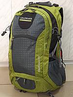 Вместительный туристический рюкзак LeadHake H-3211 Green