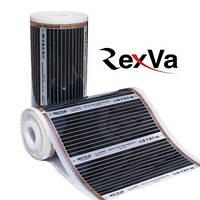 Пленочный инфракрасный теплый пол XM 203, 30см. 220W RexVa