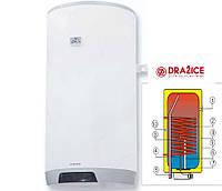 Водонагреватель  комбинированного нагрева Drazice OKC 100 1m2 сухой ТЭН 2000