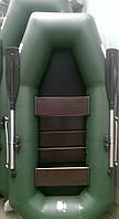 Лодка надувная гребная Мрия A-245 с