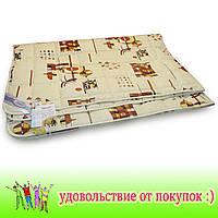"""Шерстяное демисезонное одеяло ТМ """"Leleka-Textile"""""""