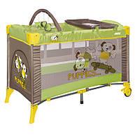 Детская кровать-манеж Bertoni Arena 2 layers plus