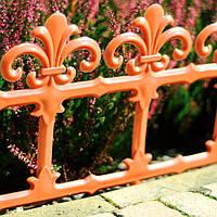 Забор декоративный Prosperplast Garden art 3,7м