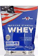 Протеин  American Standard Whey (2,27 kg )