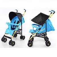 Детская коляска-трость TILLY Smart BT-SB-0007 BLUE