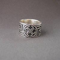 "Серебряное кольцо ""Свадебник"""