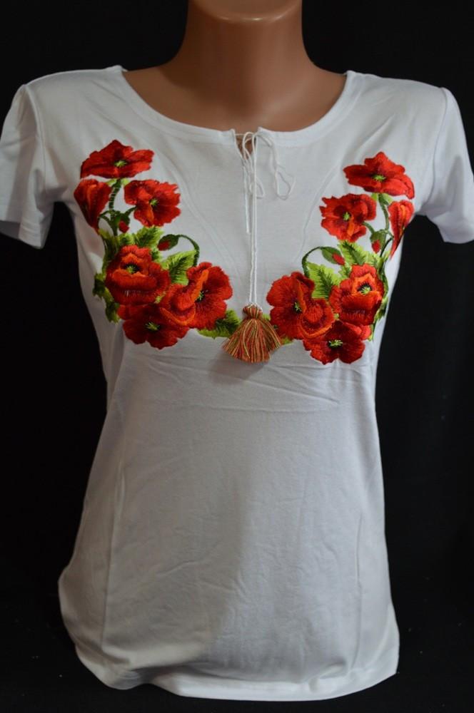 Блузка Вышитая В Омске