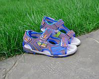 Детская обувь босоножки сандалии на мальчика 26-31р
