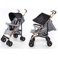 Детская коляска-трость TILLY Smart BT-SB-0007 GREY
