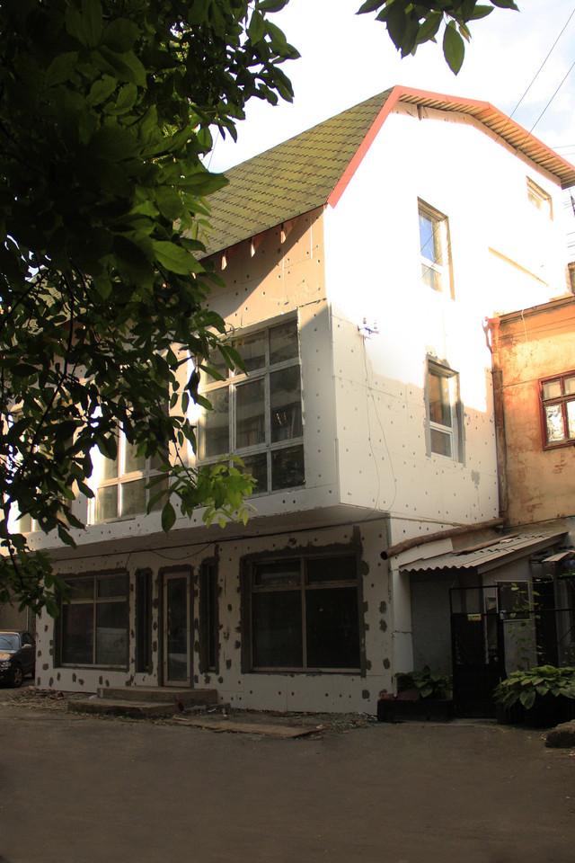 Здание 360 метров улица Екатерининсая