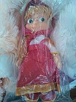 Мягкая игрушка Маша из мультфильма Маша и медведь, 20см