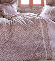 Двуспальное постельное белье с плюшевым мишкой EMILY БЕЖЕВЫЙ от KARACA HOME