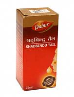 Шадбинду таил Дабур, Shadbindu tail Dabur, 50 мл., аюрведические нозальные капли, Аюрведа Здесь