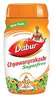 Дабур Чаванпраш Евро, без сахара 500 грм., Dabur Chyawanprash Euro sugarfree, Аюрведа Здесь