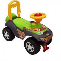 Машинка каталка Alexis-Babymix 7600 Green