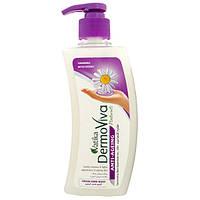 Антивозрастное крем-мыло для рук,  Dabur Vatika DermoViva cream hand wash Naturals Anti Ageing, Аюрведа Здесь