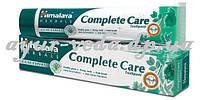 Зубная паста Без фтора и парабенов полная защита, Хималая, Himalaya Complete Care Toothpaste, Аюрведа Здесь