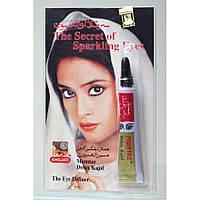 Каджал Мумтаз Делюкс в тубе 4 грм Халяль, Сурьма для глаз, Mumtaz Delux Kajal Cold The Eye Definer ( Special Quality) 100% Halal