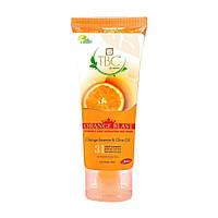 Гель для умывания отшелушивающий с Вит. С и апельсином,  100 мл, Orange Blast Vitamin C Exfoliating Face Wash Proveda Herbals TB