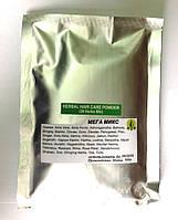Мега Микс 100г. укрепляющая маска для волос из 36 аюрведических растений.,  Аюрведа Здесь