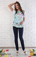 Летние джинсы для беременных Jodie