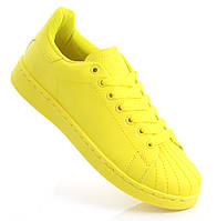 Женские кроссовки Алла Желтый, фото 1