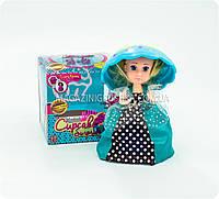 Кукла серии  «Ароматный капкейк» Сабрина (Арахисовое масло)