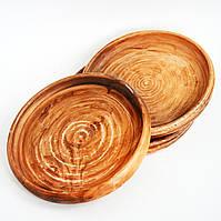 Керамическая тарелка-поднос.