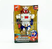 Робот - игрушка для детей (свет, звук эффекты)