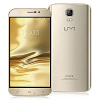 Смартфон UMI ROME X (Gold) (1Gb/8Gb)  Гарантия 1 Год!