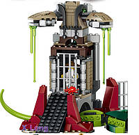 "Конструктор Lele Ninja (аналог Lego Ninjago) 79132 ""Битва титанов"", 959 дет"